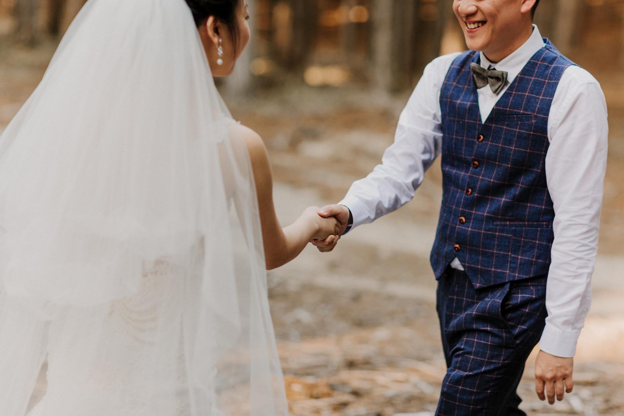 pre wedding shoot lake tekapo