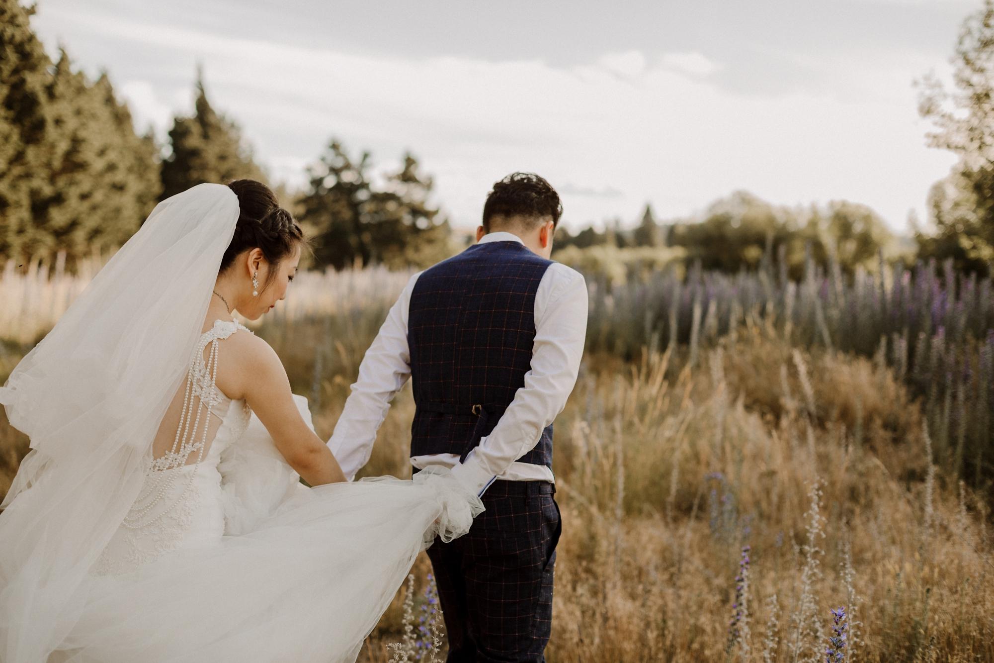 pre wedding shoot new zealand