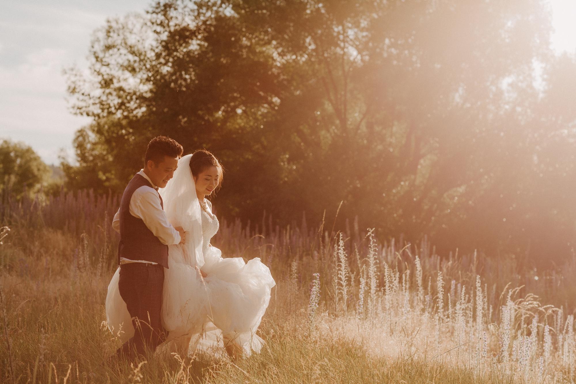 pre wedding shoot Auckland