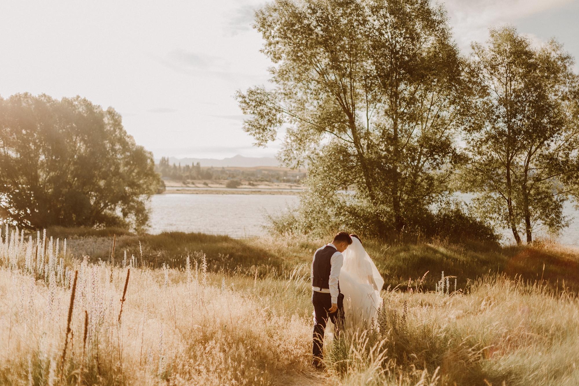 pre wedding shoot NZ