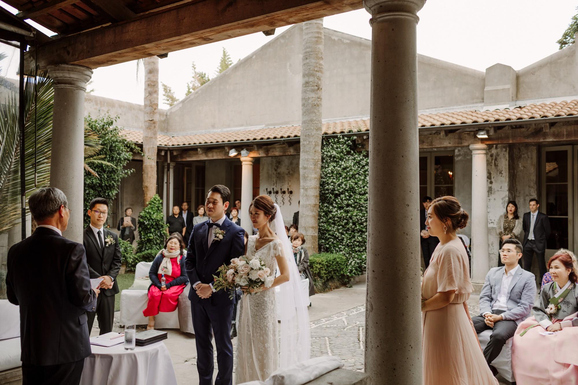 wedding mt eden auckland