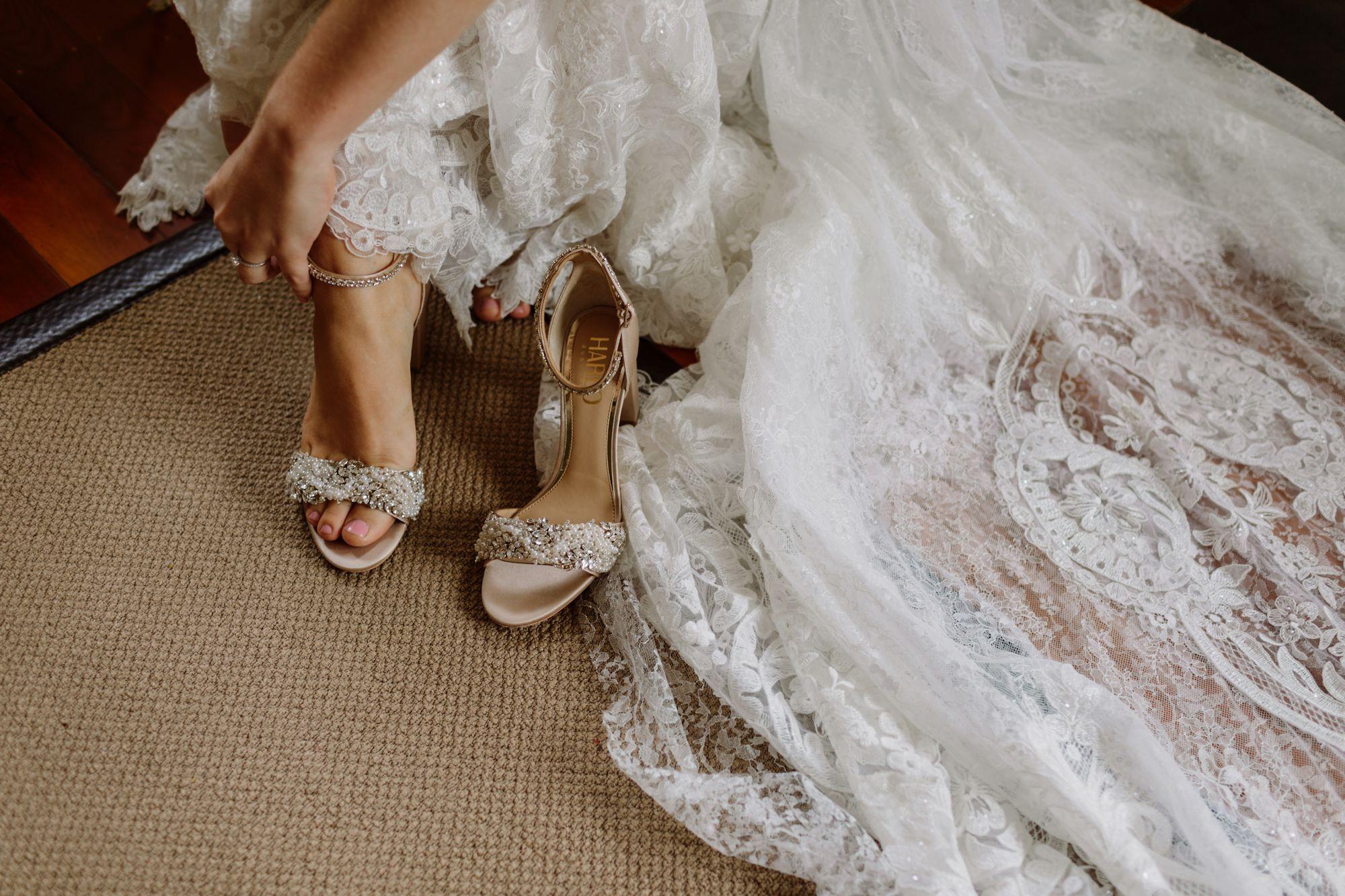 Harlo Wedding Shoes